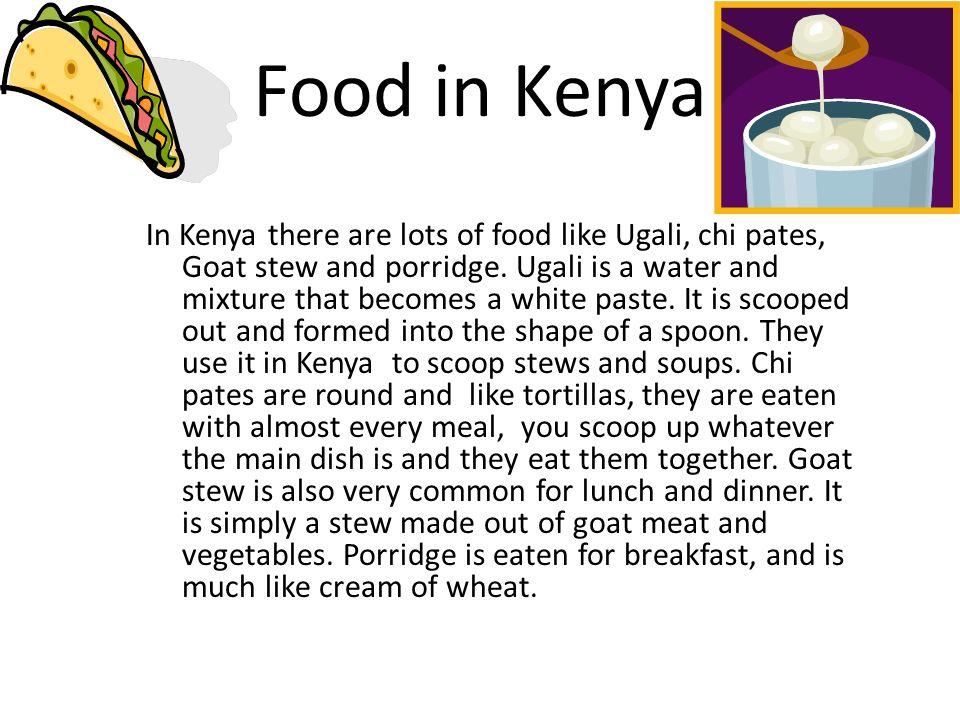 Life in Kenya By: Cami Merkel