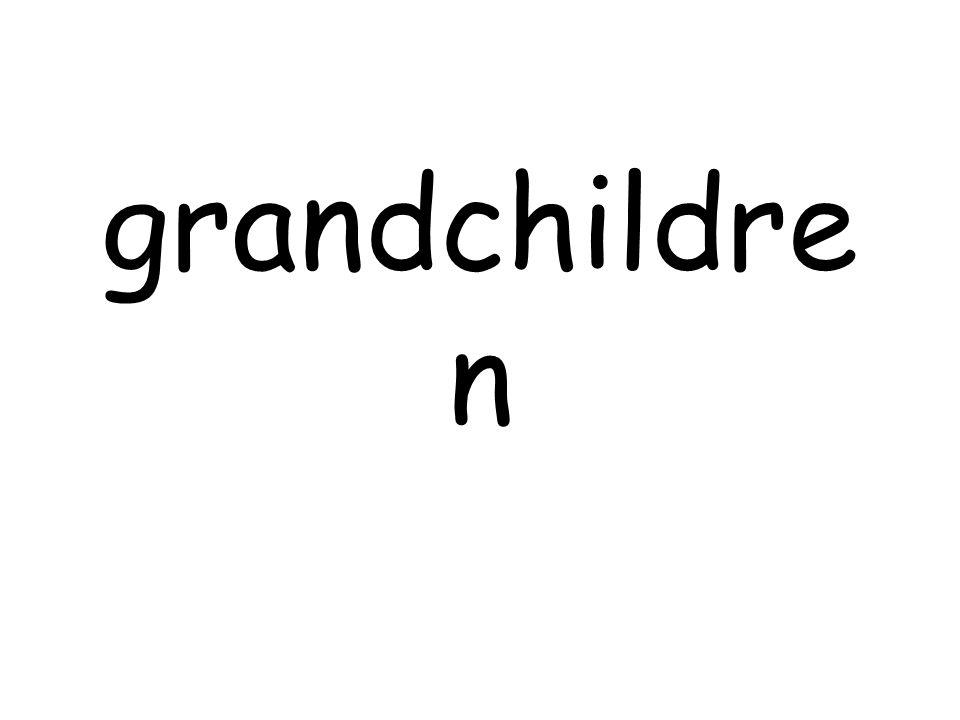 grandchildre n
