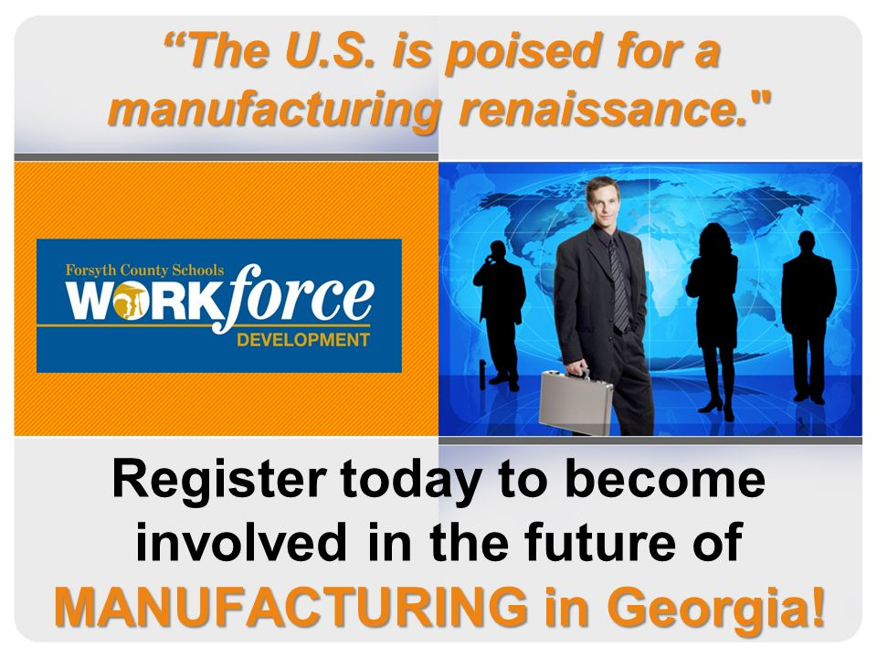 MANUFACTURING in Georgia.