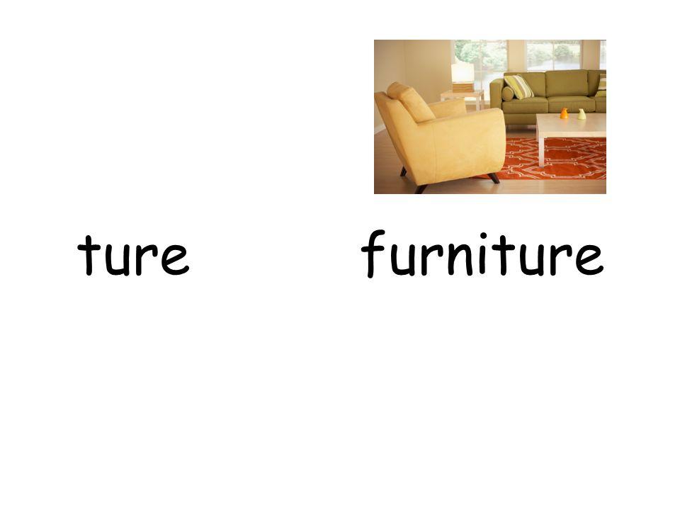 ture furniture