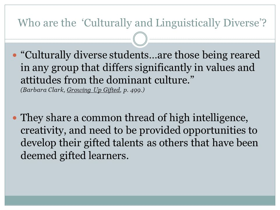 Misunderstanding cultural cues between teachers and students can inhibit learning in the classroom.