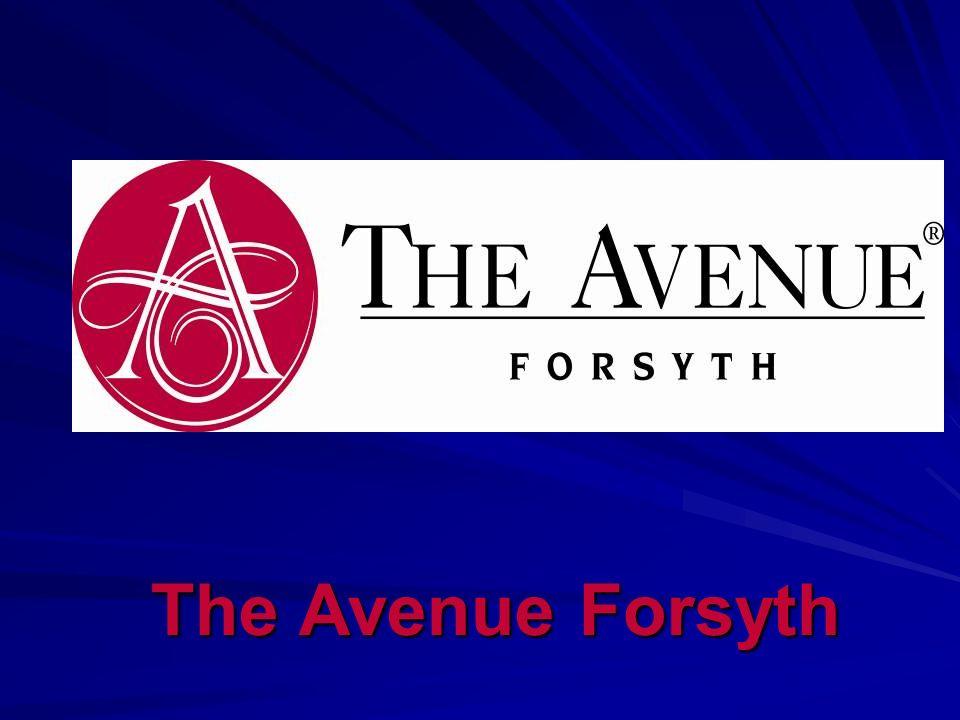 The Avenue Forsyth