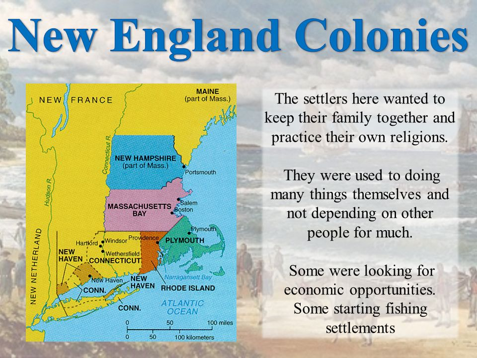 Frontier– What is a frontier? Lands beyond the areas already settled. Colonists would expand their settlements beyond what was already colonized by he