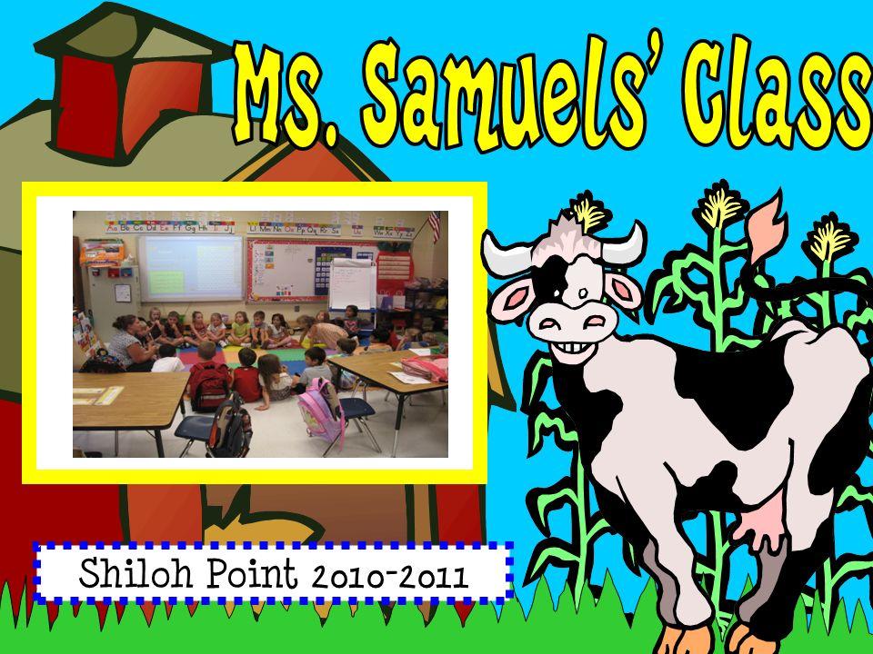 Shiloh Point 2010-2011
