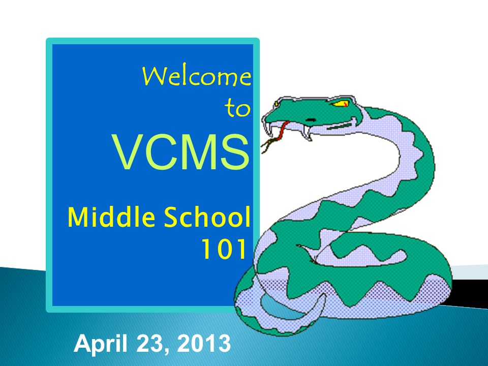 Vickery Creek Middle needs: Assistance with student recognition programs Support for instructional programs Support and recognition for staff Collaboration on special events and community endeavors Adults willing to mentor students