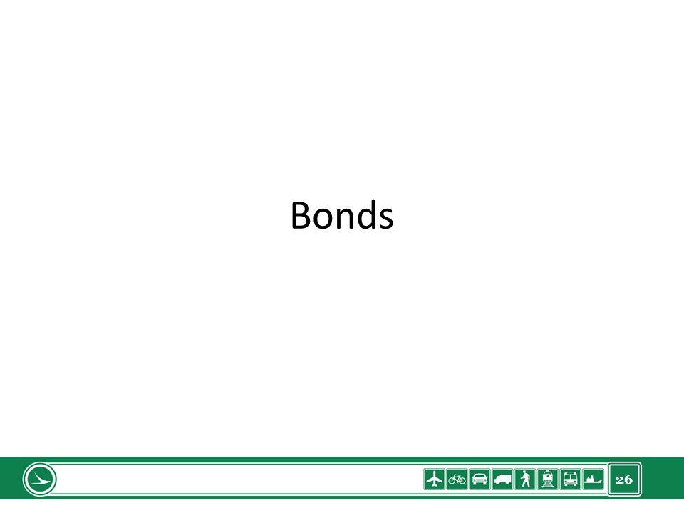26 Bonds