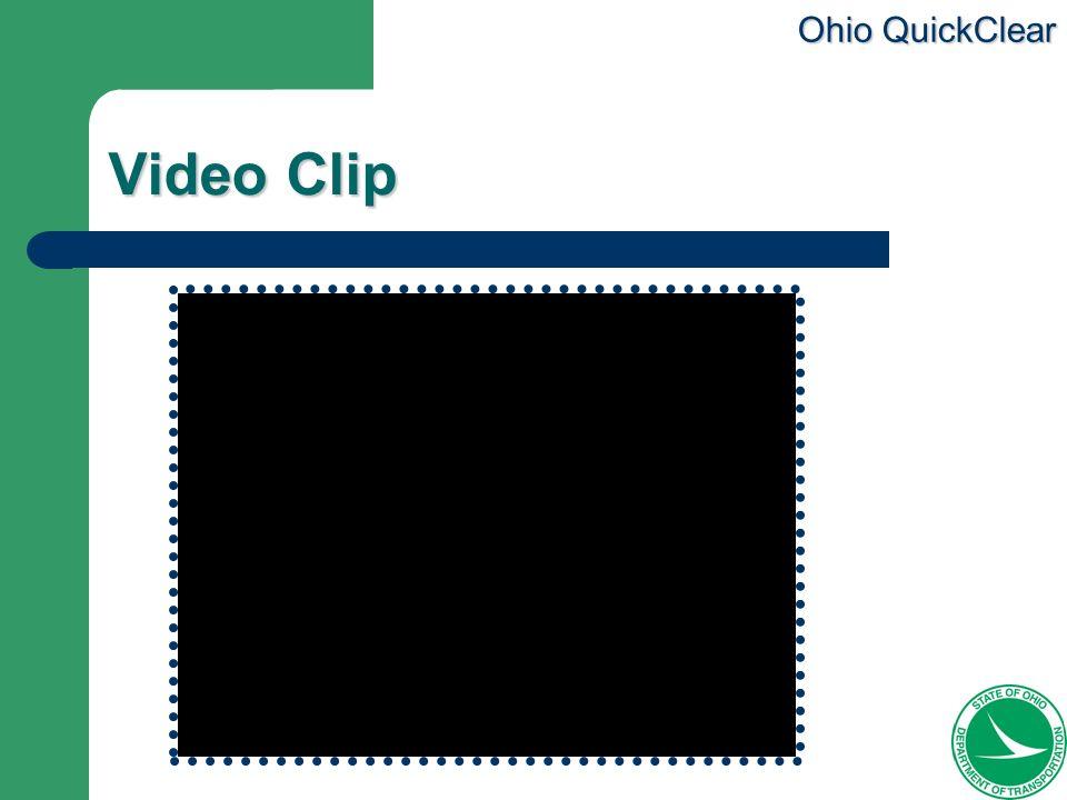 Ohio QuickClear Video Clip
