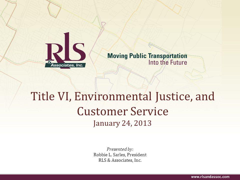Environmental Justice Circular Three principles of EJ 1.