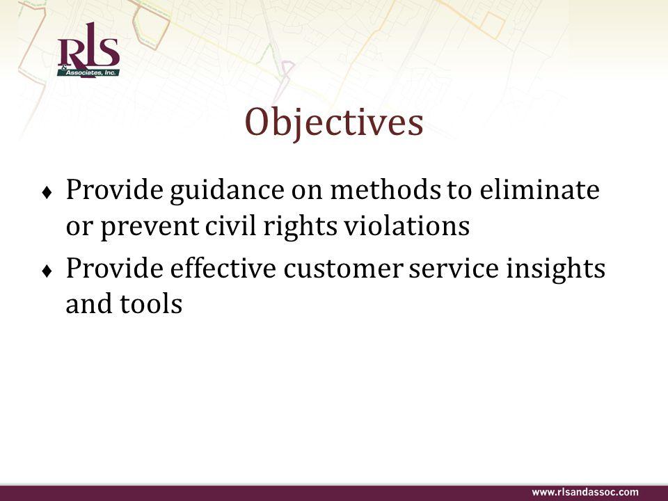 Public Participation Conduct awareness and sensitivity trainings 1.