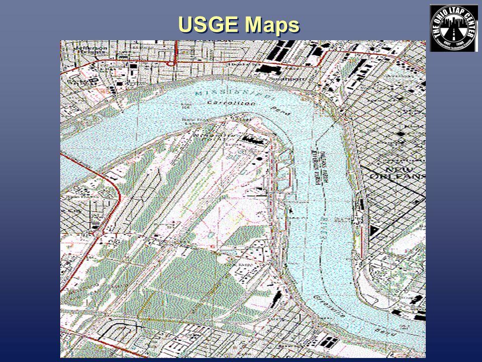 USGE Maps