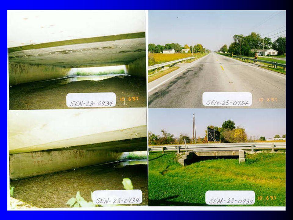 66 Single-span slab bridge Bridge #: SEN-23-0934 Over: Branch of Wolf Creek SFN: 7401590 Clear Span: 16-0 Slab thickness: 11.5 Slab Width: 40.5 ft Ove
