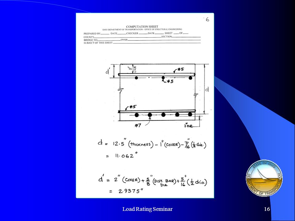 Load Rating Seminar16