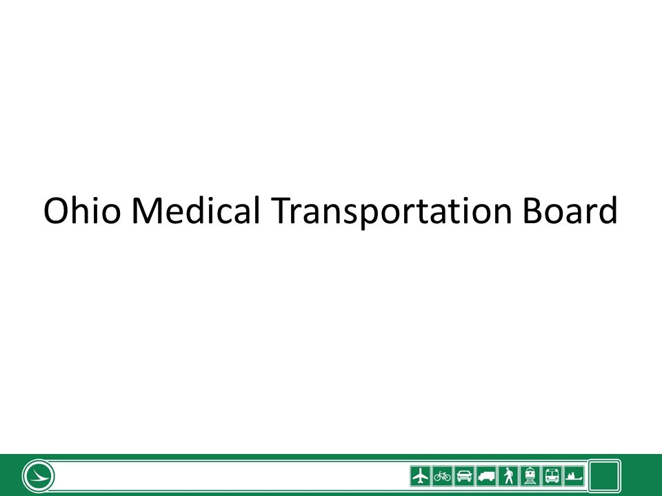 Ohio Medical Transportation Board