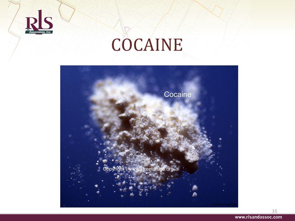 COCAINE 35