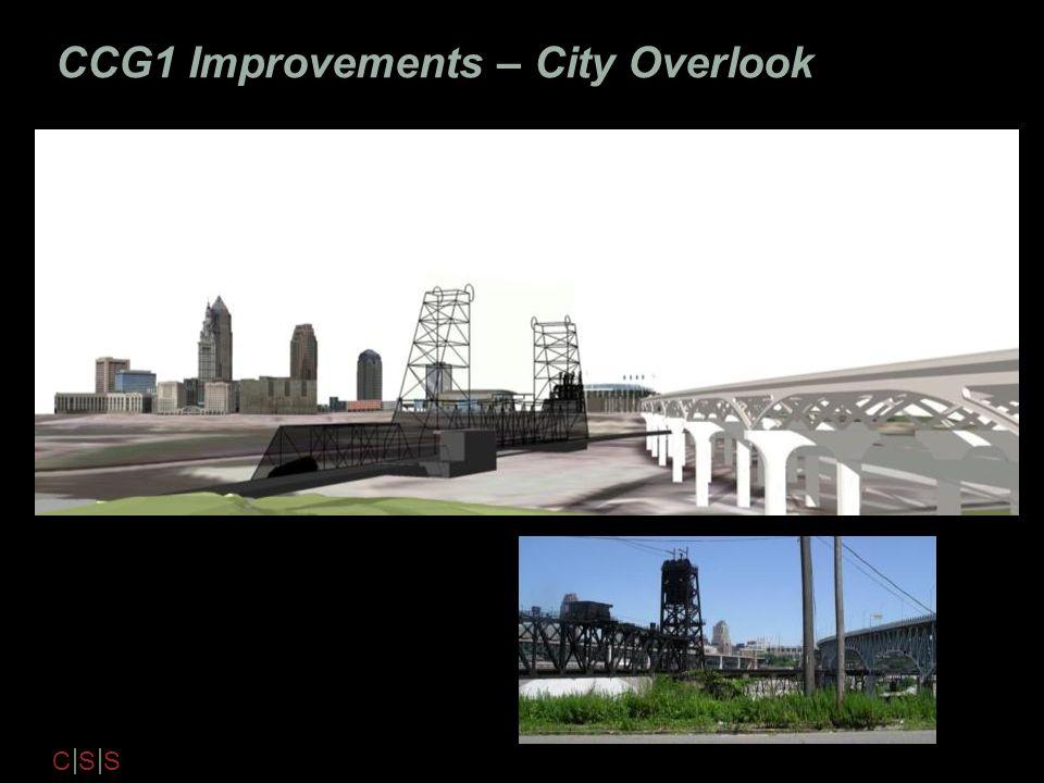 C S S CCG1 Improvements – City Overlook