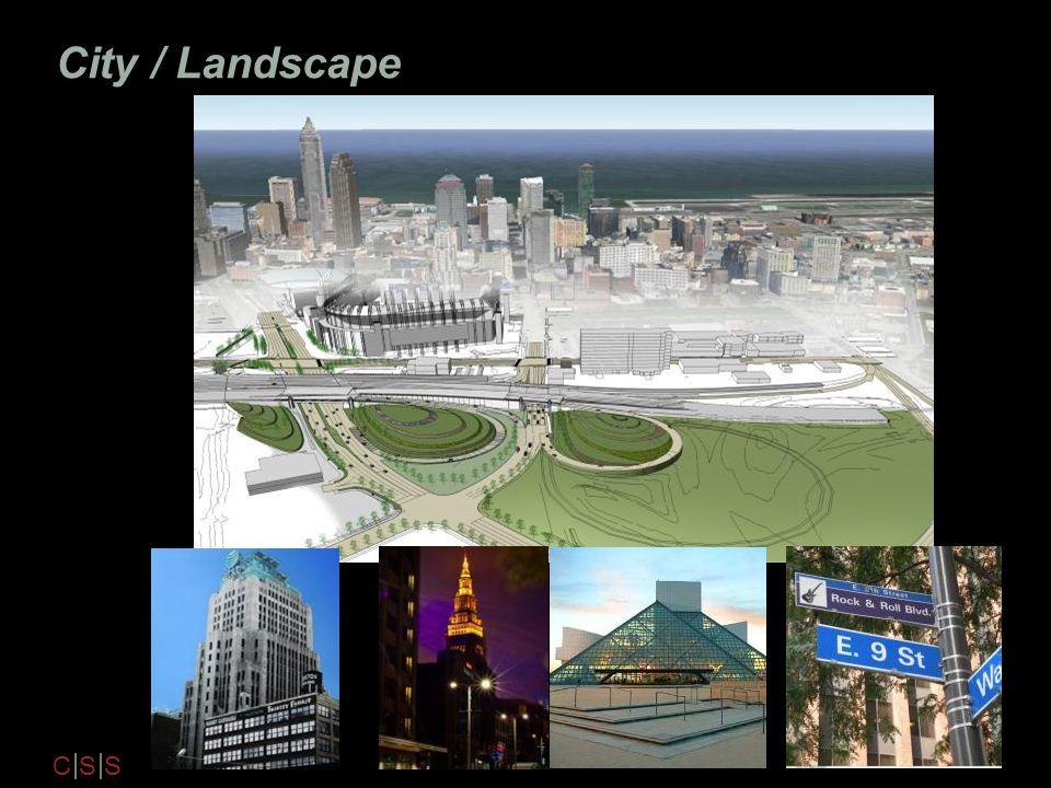 C S S City / Landscape