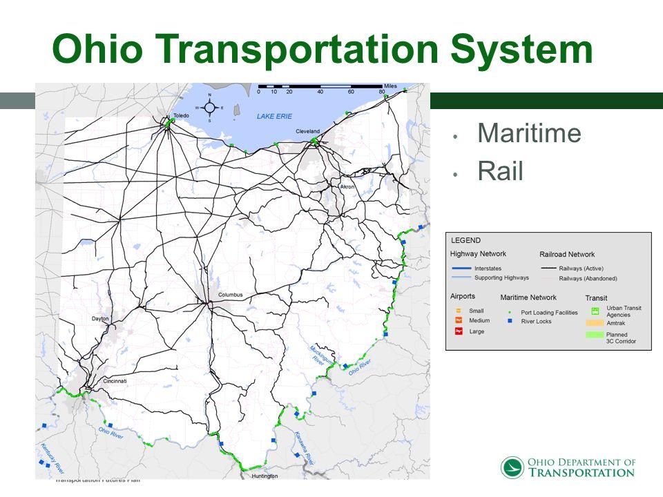 Ohio Transportation System Maritime Rail Highway