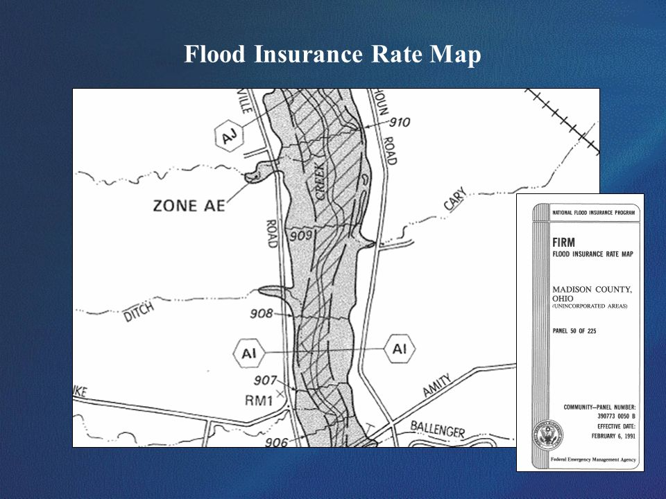 Flood Insurance Rate Map
