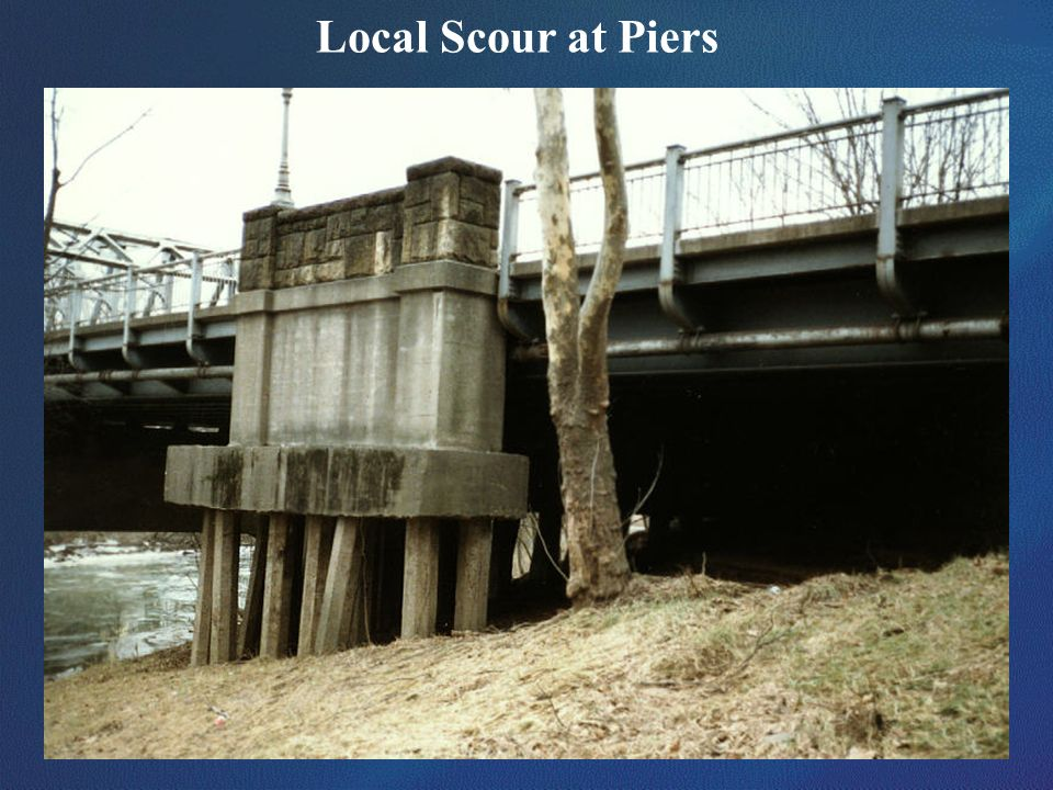 Local Scour at Piers