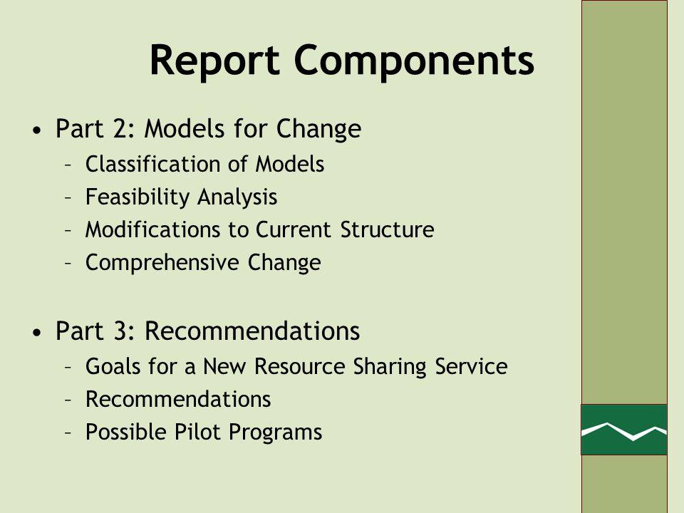 Solutions B: Comprehensive Change
