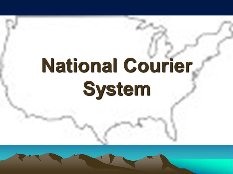 National Courier System