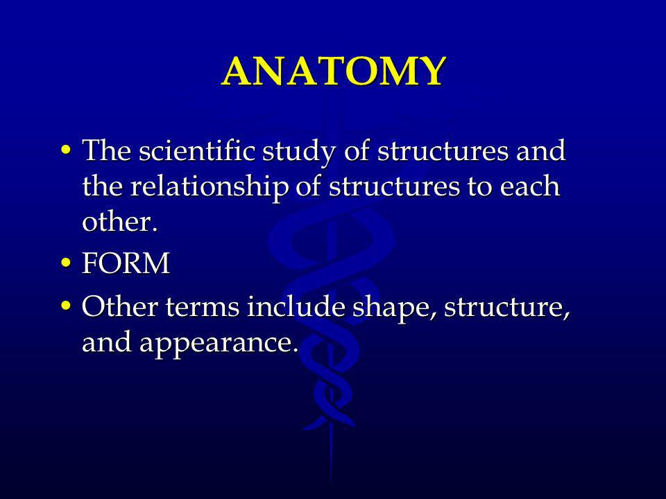 PHYSIOLOGY The scientific study of the functioning of specific body parts and systems.The scientific study of the functioning of specific body parts and systems.