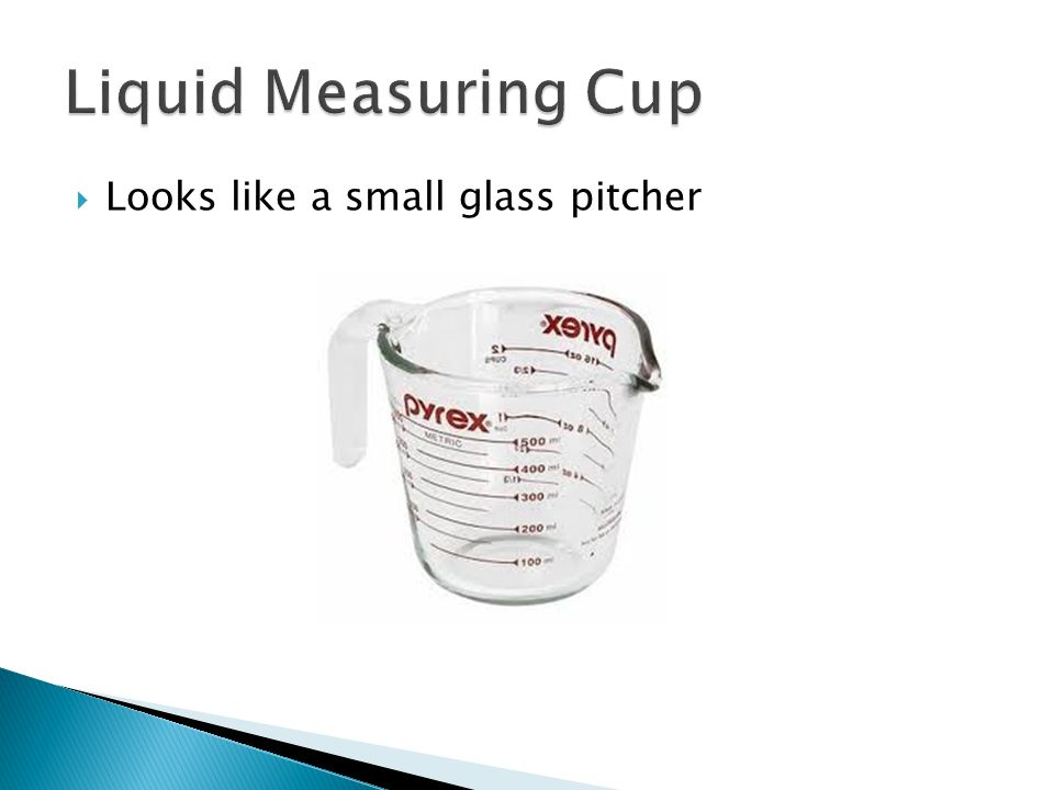 Looks like a small glass pitcher