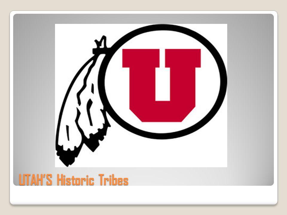 UTAHS Historic Tribes