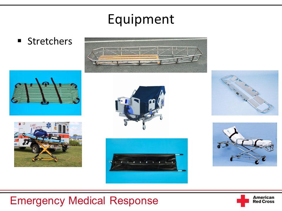Emergency Medical Response Equipment Stretchers
