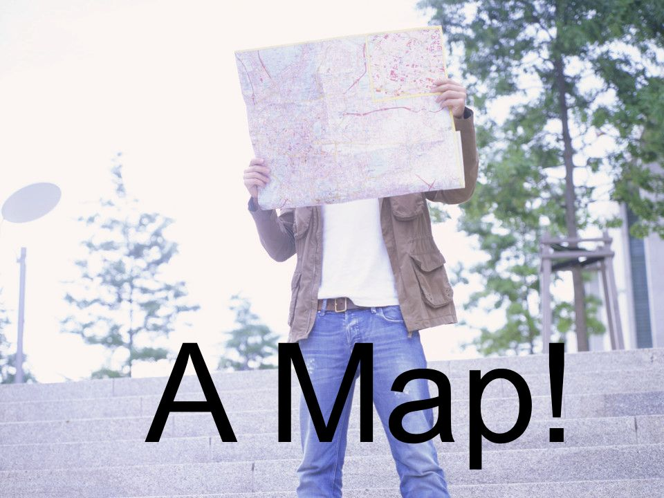 A Map!