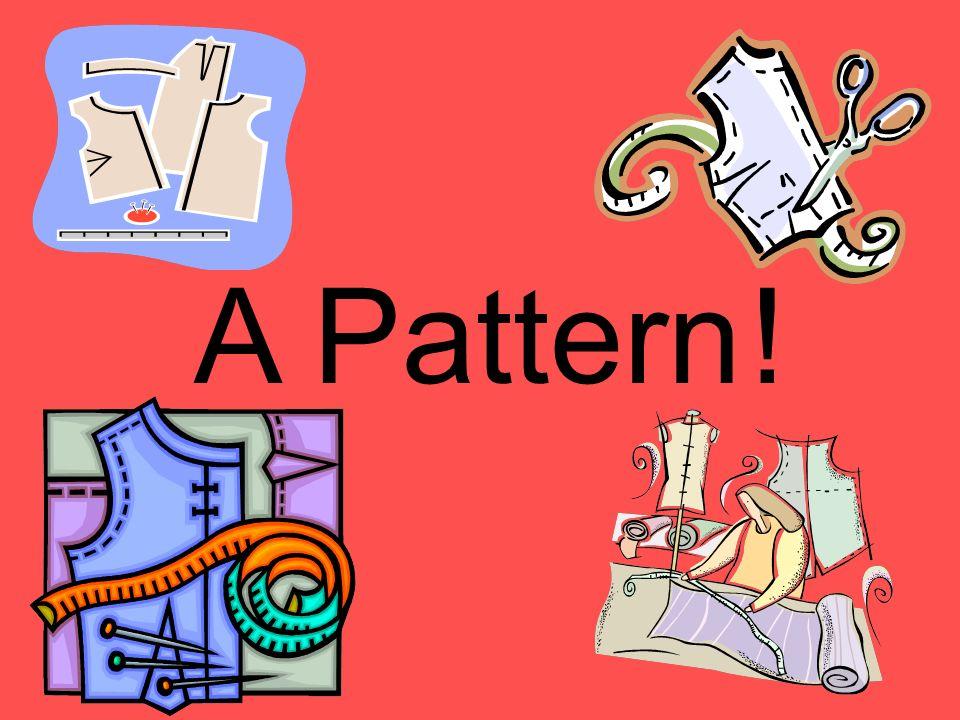 A Pattern !