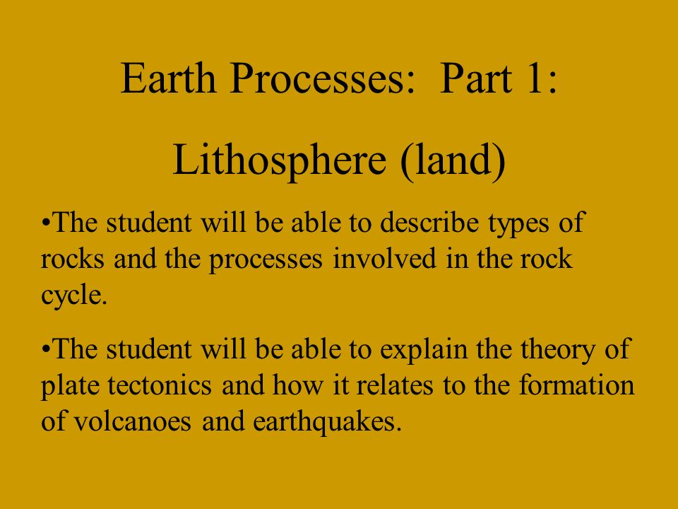 Geology = the study of the earth Minerals – naturally occurring solid elements and compounds.