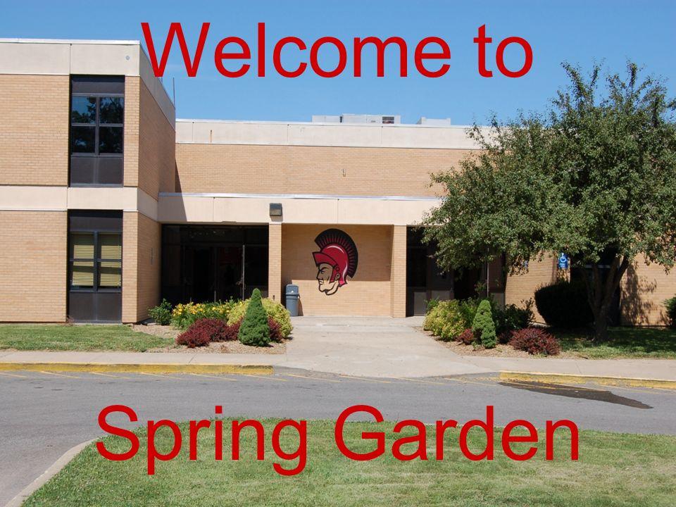 Welcome to Spring Garden