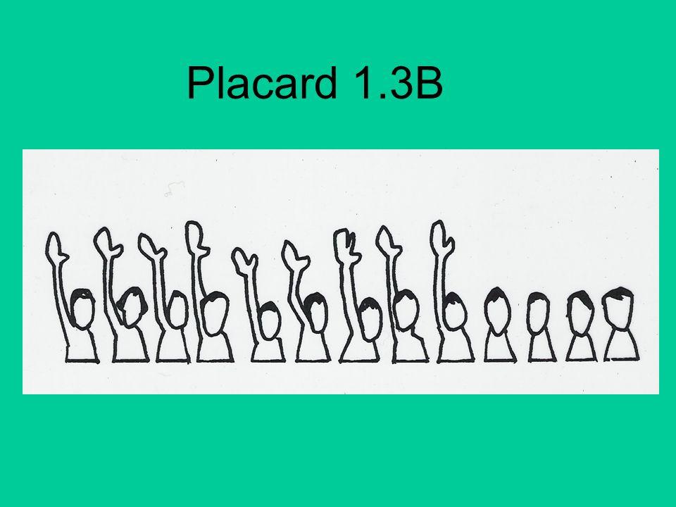 Placard 1.3B