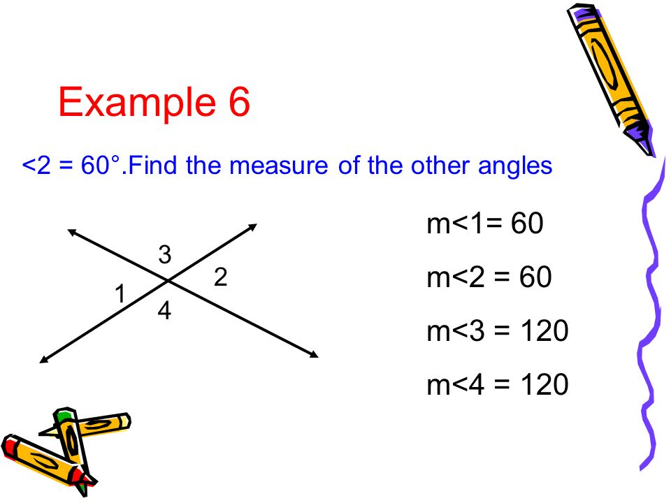 2 1 5 4 3 1.Are <1 and <2 a linear pair. Yes 2. Are <4 and <5 a linear pair.