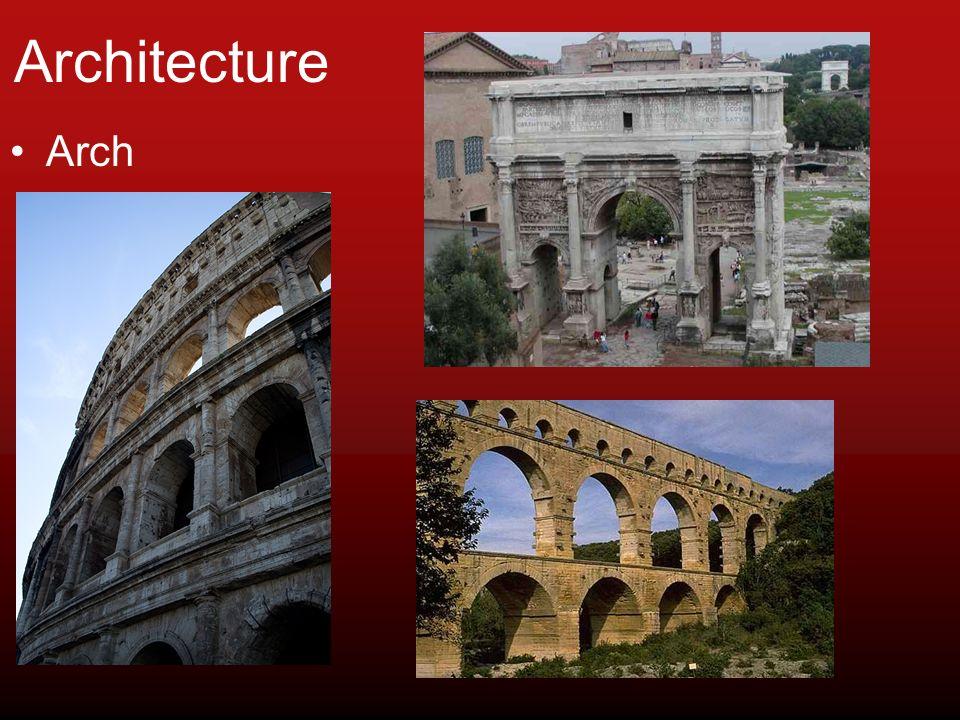 Architecture Arch
