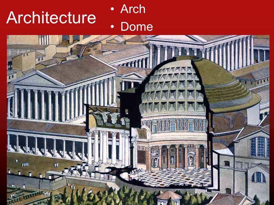Architecture Arch Dome
