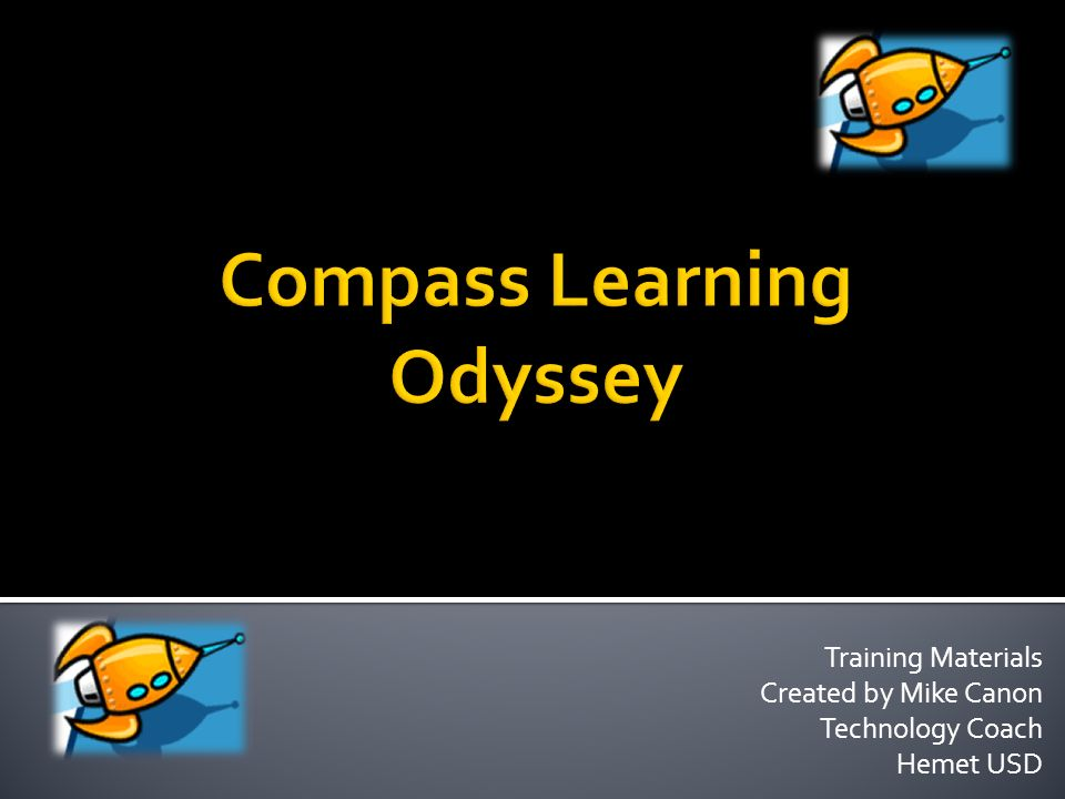 A web-based computer program with fun, interactive learning activities for kids Helps students succeed in reading and math Learning activities are specially designed for each student based on MAP test results Use it at school or at home To watch a fun demo, click the link below: http://www.compasslearning.com/tour.htm