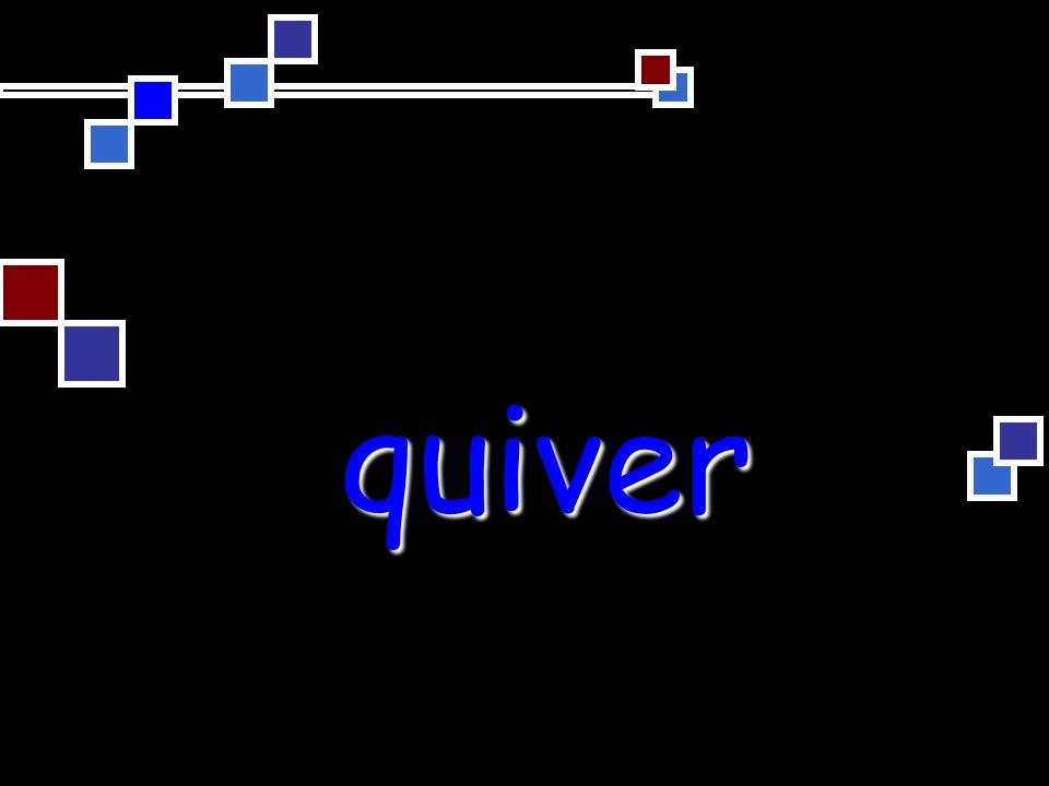 quart quite quilt