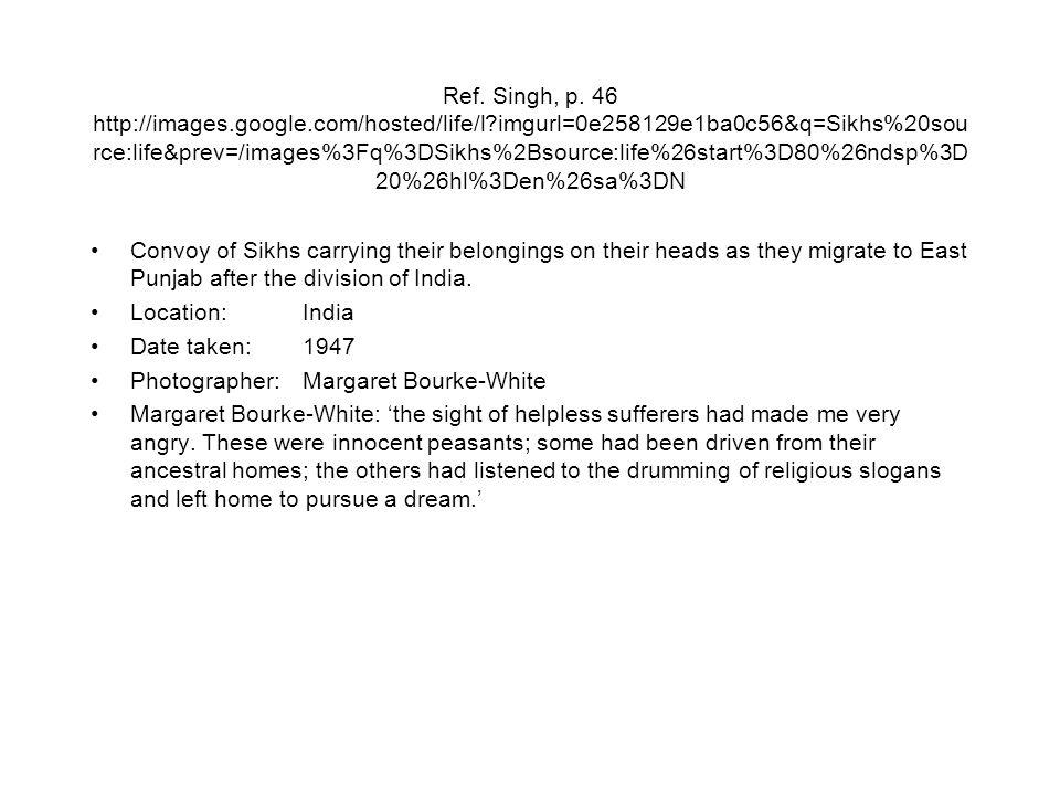 Ref. Singh, p.