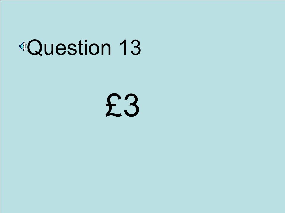 Year 6 mental test 5 second questions Multiplication and Division Money context