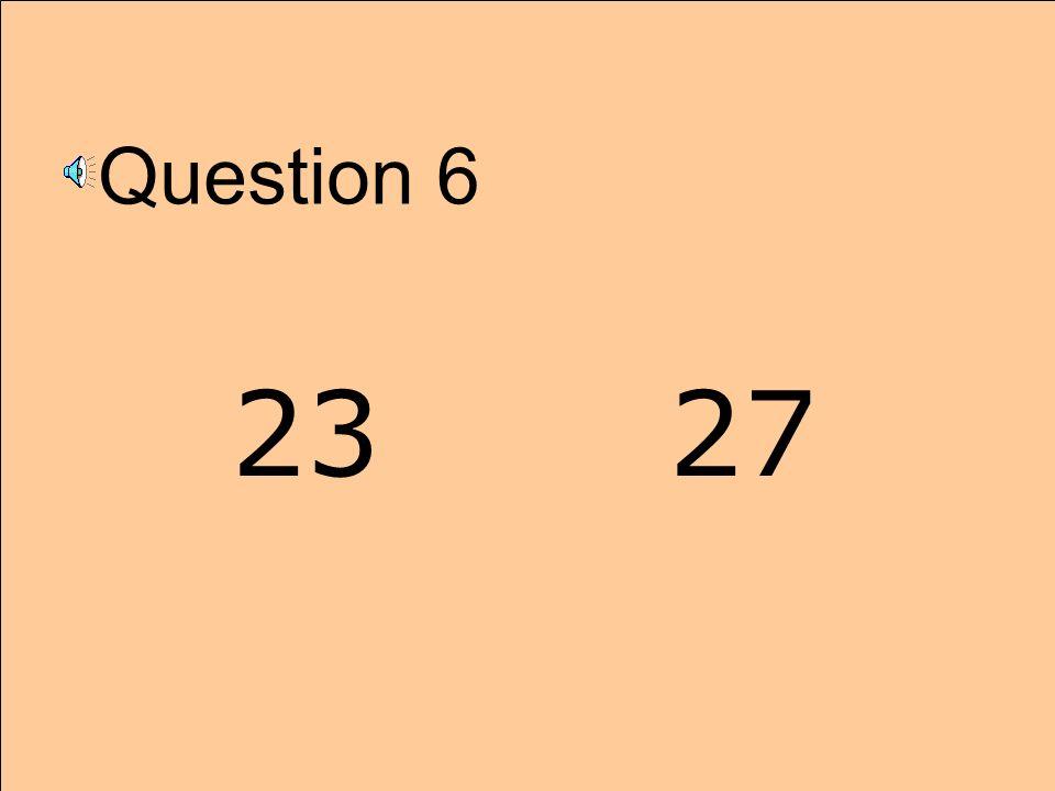 Question 25 105