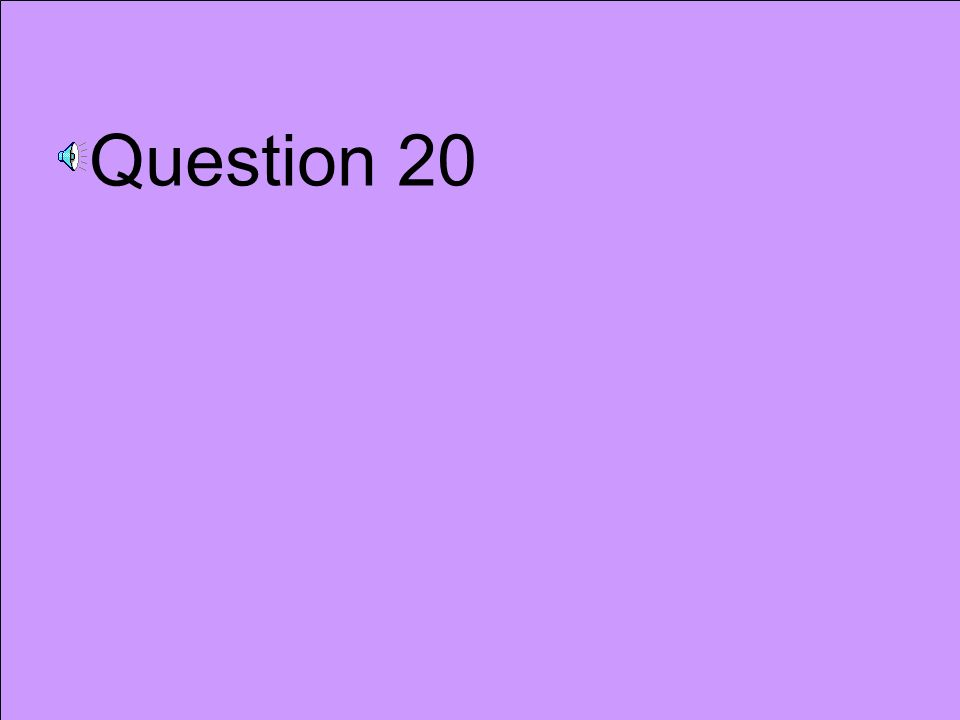 Year 6 mental test 15 second questions Calculation Division