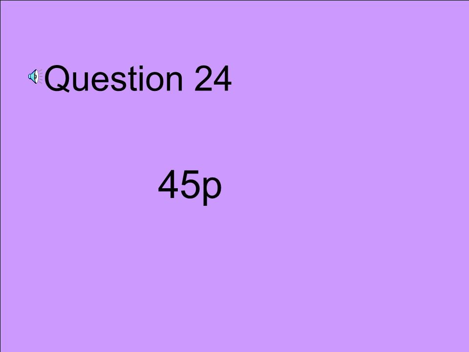 Question 23 97