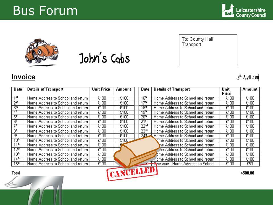 Bus Forum