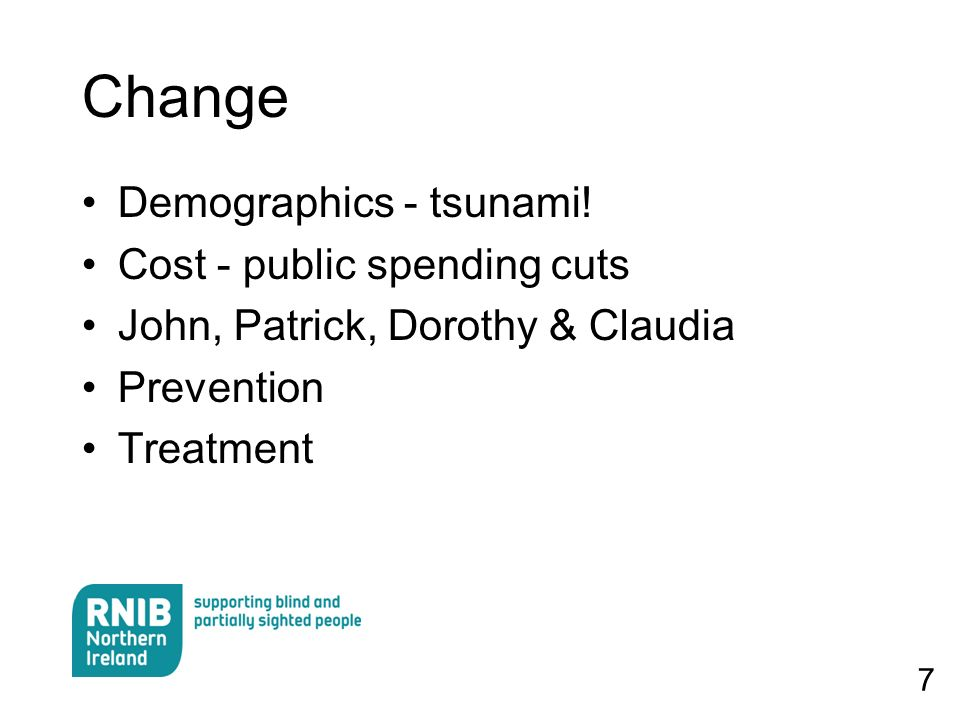 7 Change Demographics - tsunami.