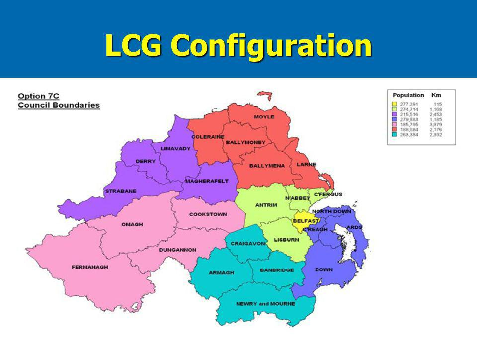 LCG Configuration