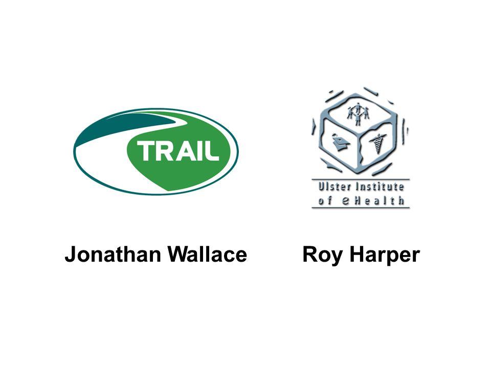 Jonathan WallaceRoy Harper