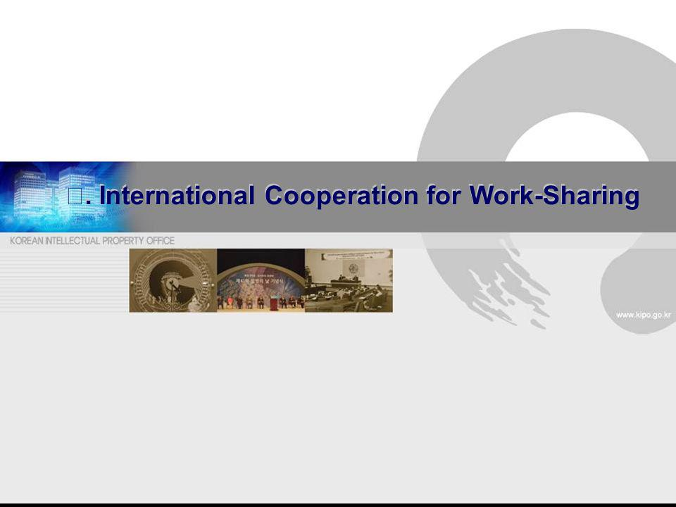 . International Cooperation for Work-Sharing. International Cooperation for Work-Sharing