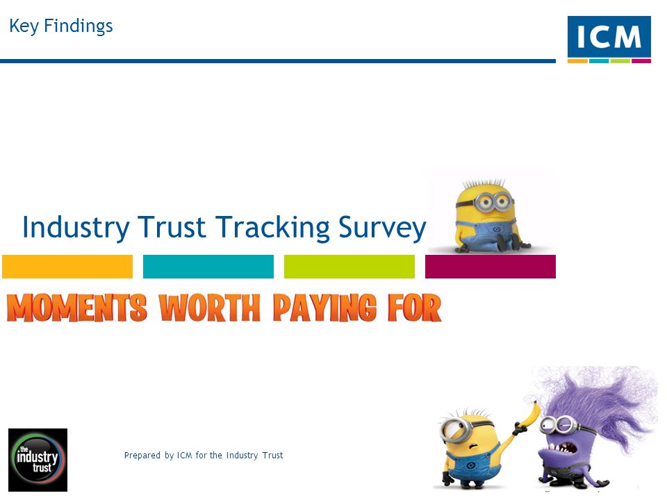 Page 5 Objectives and Methodology Fieldwork ICM conducted 2,720 interviews online between 25 th July – 14 th August 2013.
